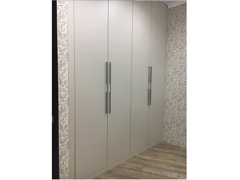 Встроенный распашной шкаф в комнату №1243