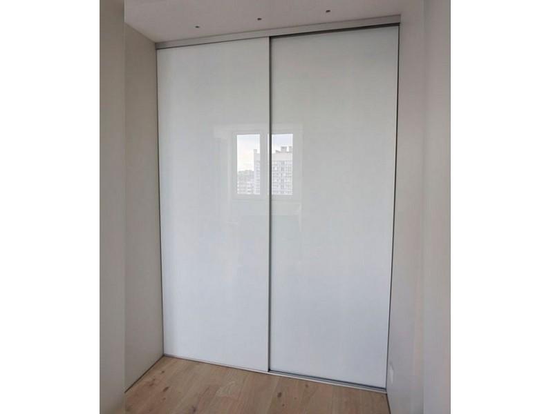 Безрамные двери для шкафа-купе