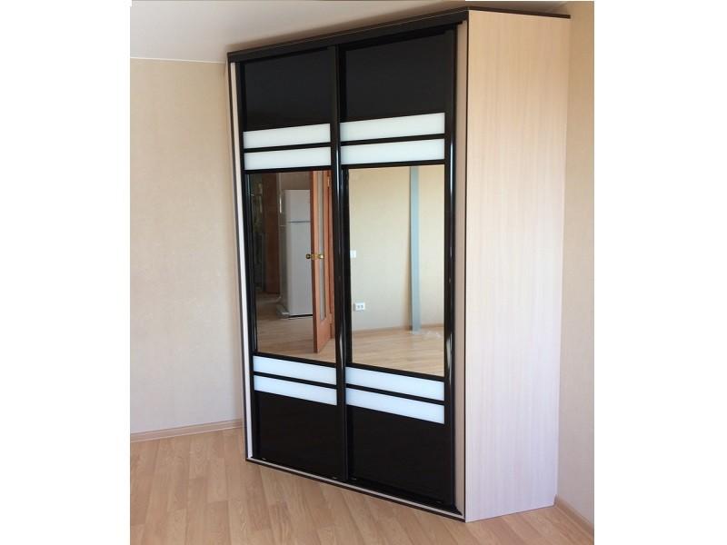 Двери-купе для гардеробной в спальню