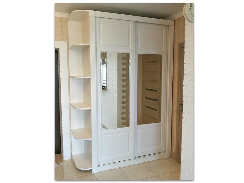 Двери для встроенного шкафа МДФ