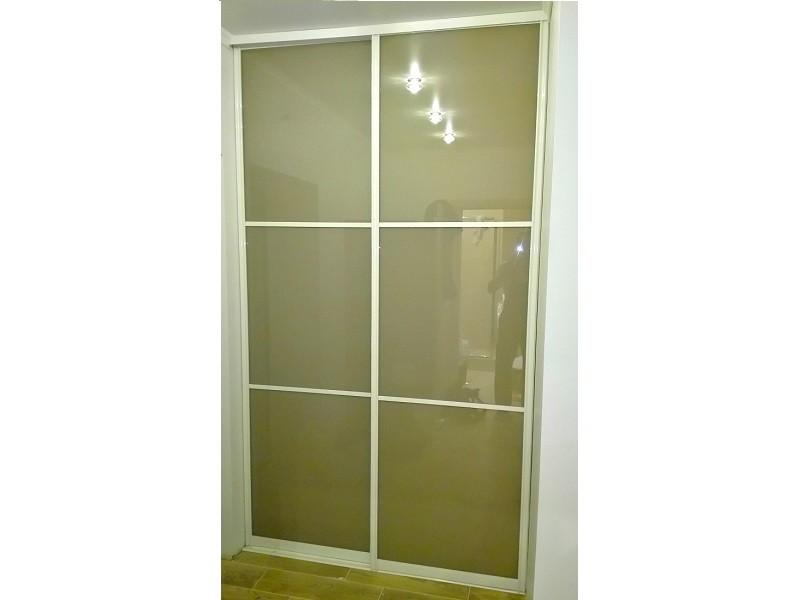 Двери для встроенного шкафа в кладовку