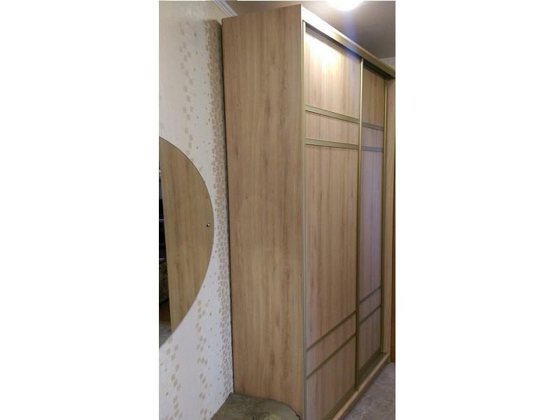 Двери-купе дуб сонома