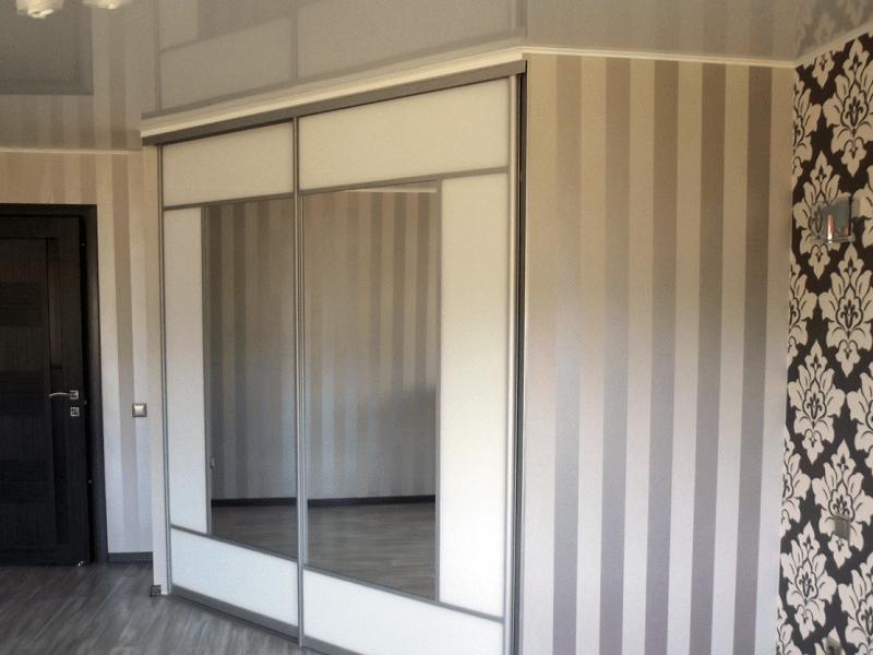 Гардеробные межкомнатные двери