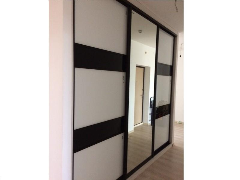 Алюминиевые двери для шкафов-купе