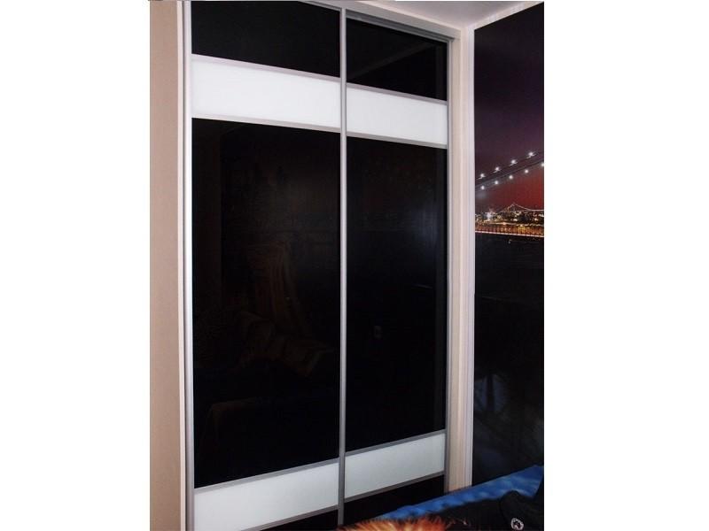Встроенный шкаф-купе 2 двери 0325