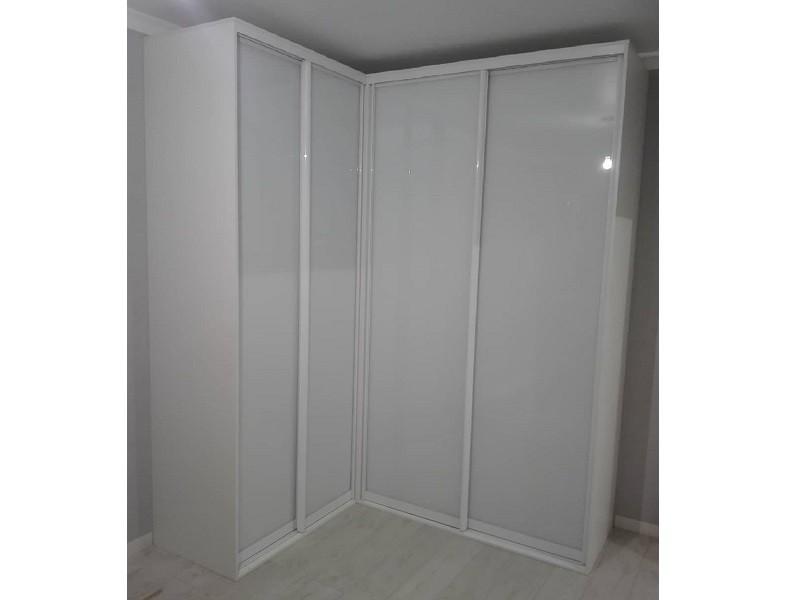 Угловой шкаф-купе №476