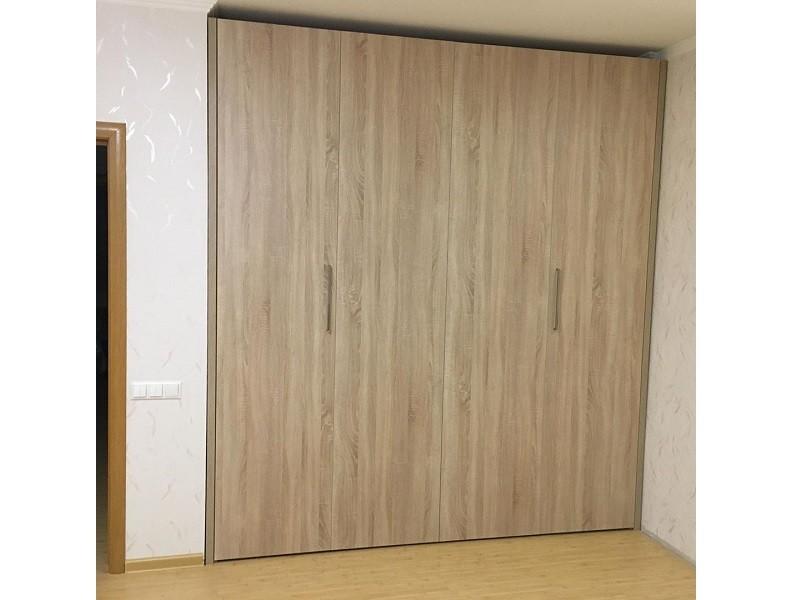 Шкаф гармошка фасады Egger №132