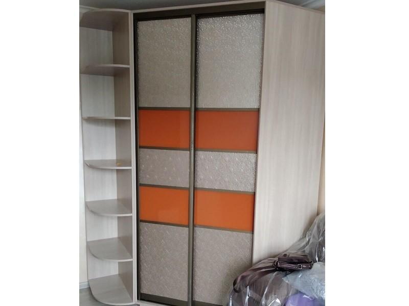 Угловой шкаф-купе №478