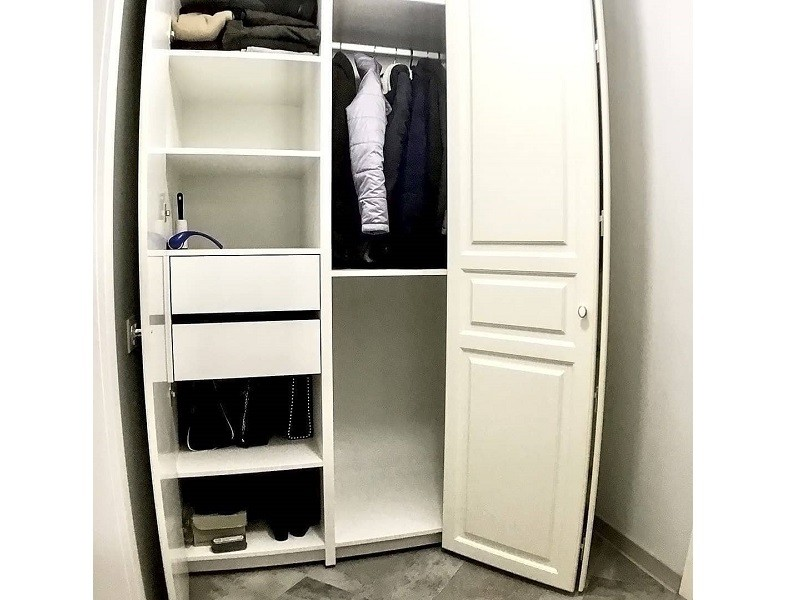 Шкаф гармошка №121